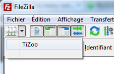FileZilla : Limiter le nombre de connexions