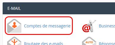 Configuration automatique de votre client de messagerie