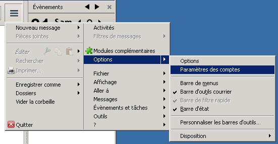 Configurer Thunderbird pour accéder à vos comptes e-mail