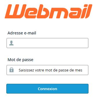 webmail : connexion